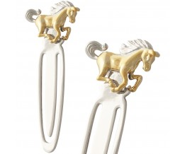 Galloping Horse Bookmark
