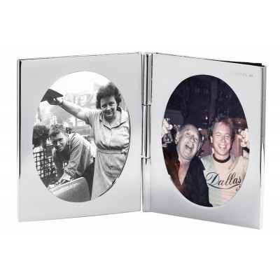Folding Photo Frame Sterling Silver